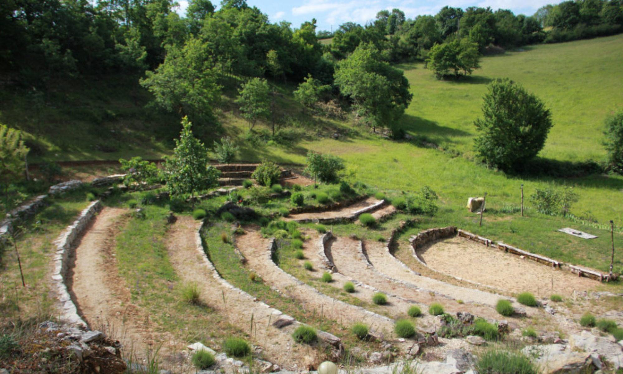 Amphithéâtre d'Ussel